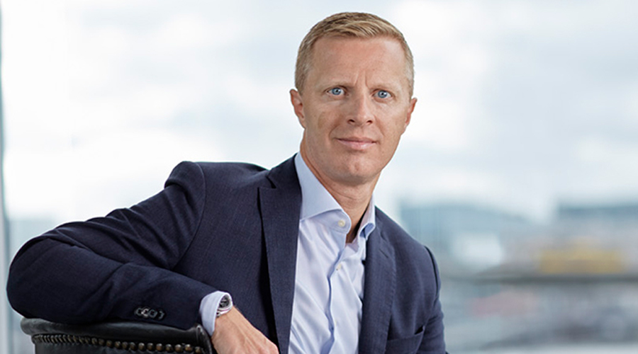 Henrik Perbeck,  President and CEO