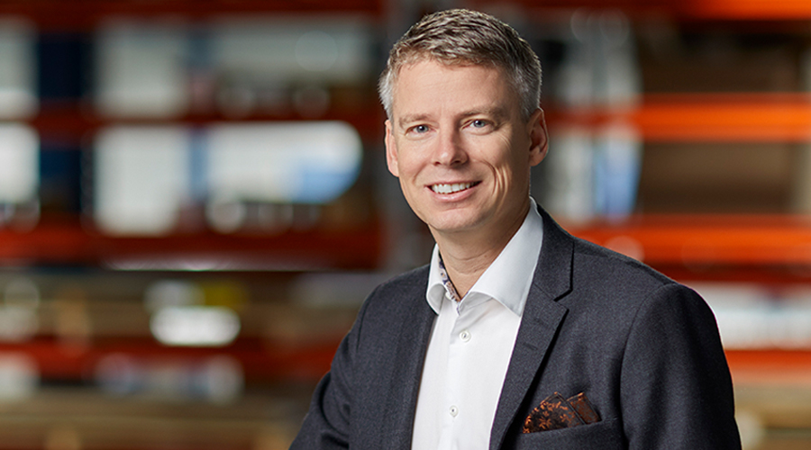Staffan Johansson, President of Beijer Tech
